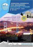 کنفرانس بین المللی عمران،معماری و منظر شهری ،دانشگاه استانبول - مرداد 95
