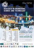 سومین کنفرانس بین المللی پژوهش در مهندسی،علوم و تکنولوژی ، گرجستان - خرداد 95