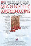 دهمین کنفرانس بین المللی مواد مغناطیسی و ابررسانایی - شهریور 96