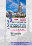 فراخوان مقاله سومین کنفرانس بین المللی مدیریت،تجارت و توسعه اقتصادی - شهریور 96