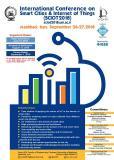 کنفرانس بین المللی شهرهای هوشمند و اینترنت اشیا