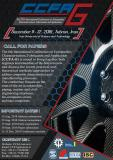 6th International Conference on Composites: Characterization, Fabrication, and Application (CCFA-6)